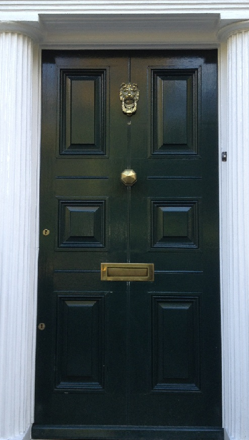 front door furniture advice please :) - Period Property UK