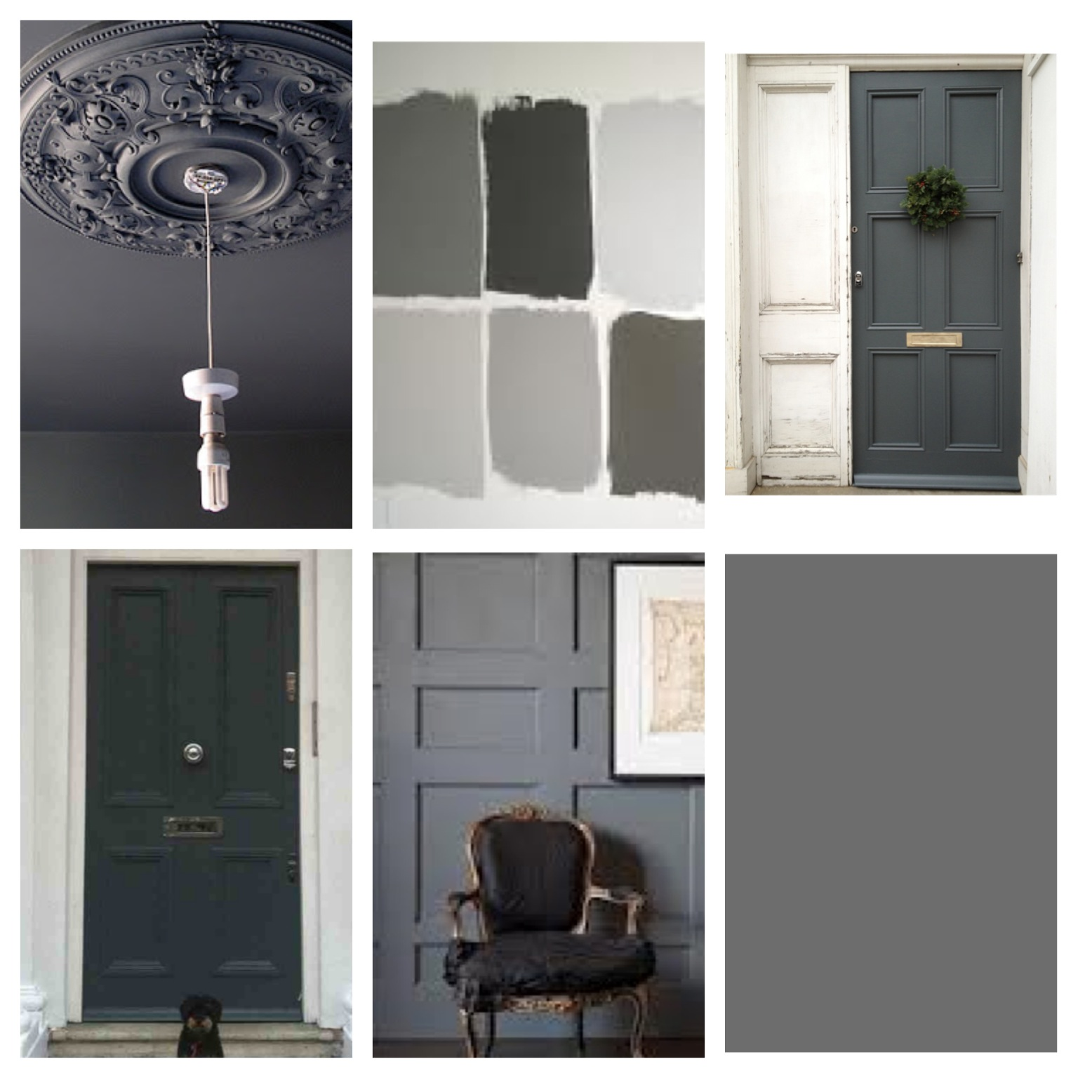 Front Door Paint Colours Voysey Amp Jones