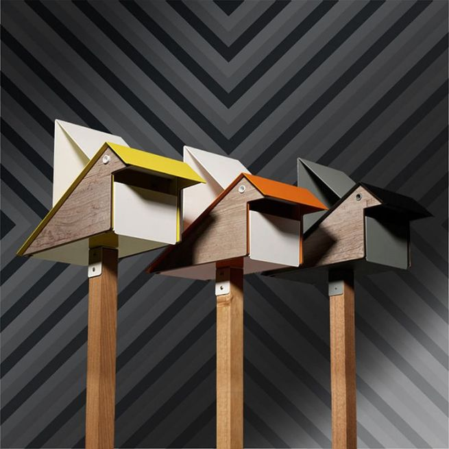 A Koo Koo mailbox by Playso